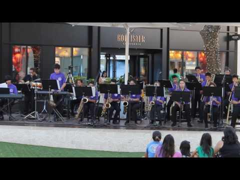 """""""Pink Panther"""" by Henry Mancini - HIS Jazz Band at Ka Makana Ali'i"""