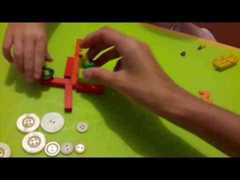 Математическая игра для детей от 1,5 до 3,5 лет