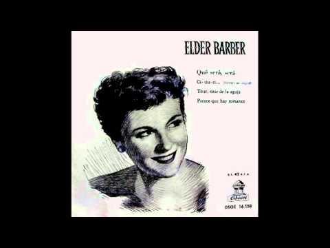 TIRAR, TIRAR DE LA AGUJA (Tire l'aiguille) - ELDER BARBER (1954)