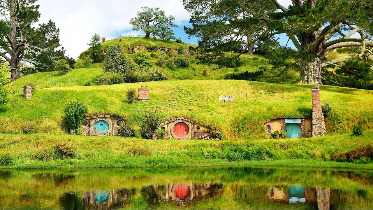 Hobbiton Movie Set Tour from Rotorua, New Zealand - YouTube