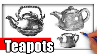 How to Draw a Teapot - It
