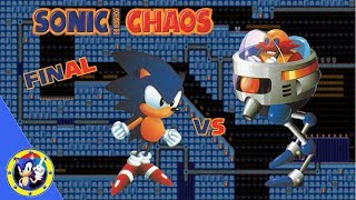 Sonic Chaos #3 Final - Aquatic Planet & Electric Egg