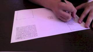Drawing A Maze Ep 10