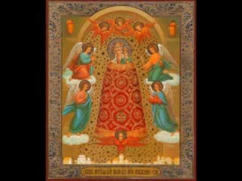 Акафист и история иконы Божией Матери «Прибавление Ума»