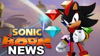 Sonic Boom News - Returning Characters and No Chaos Emeralds? - 2/12/2014