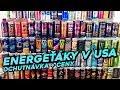 Ochutnávka a ceny energeťáků v USA! | Navštívil nás Ed Sheeran