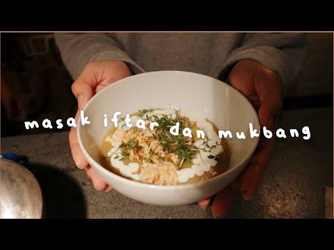 Mempersiapkan Iftar \u0026 Mukbang Makanan Dari Hello Fresh Yang Enaknya Bukan Main 😭 | Ramadan Vlog