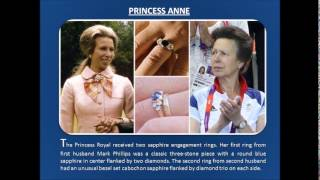 Royal Engagement Rings Other Than Diamonds