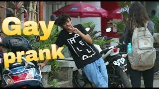 Gay prank | Pranks in India | By Lastbenchers