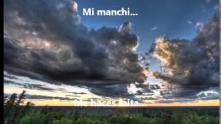 Gambar cover Andrea Bocelli - Mi Manchi (Subtitulada Italiano/Español)