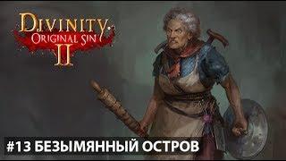 БЕЗЫМЯННЫЙ ОСТРОВ ► DIVINITY ORIGINAL SIN II - прохождение #13