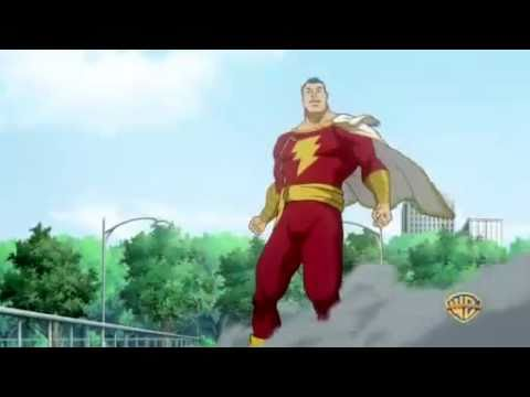 DC Showcase Collection Superman Shazam The Return Of Black Adam Official Preview Clip