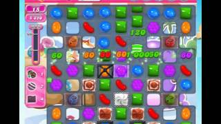 Candy Crush Saga Level 1634 Extremely difficult level. No Boosters
