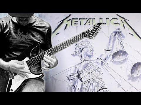 Rob Arnold • EMG Metallica Challenge