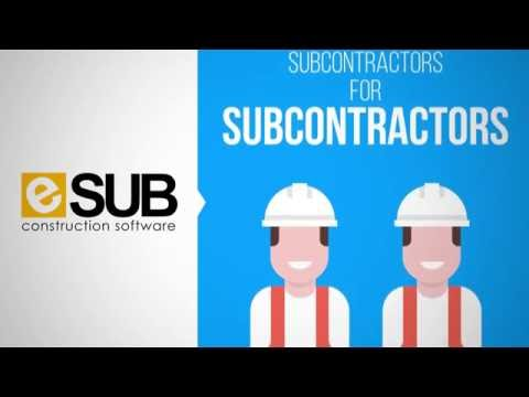 esub-construction-software---finally-something-for-the-field---project-management