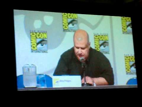 SDCC - Legendary Pictures - Paradise Lost (1/2)