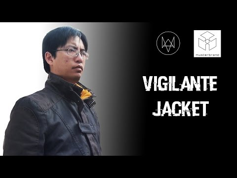 Watch Dogs | Musterbrand - Vigilante Jacket Review