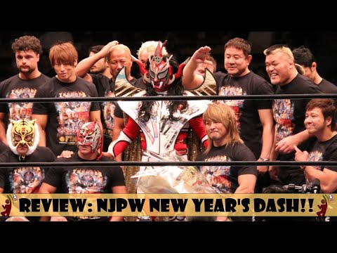 NJPW NEW YEARS DASH 2020 I REVIEW