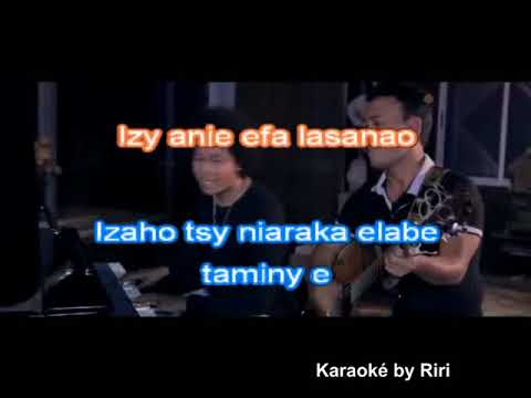Tsy maninona - Théo Rakotovao feat Do Rajohnson (karaoké by Riri)