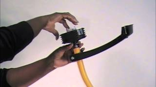 Universal Bump Trimmer Head Installation Method 1