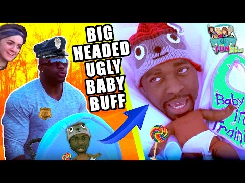 OFFICER BUFF'S  FATHEAD BABY'S DAY OUT!!