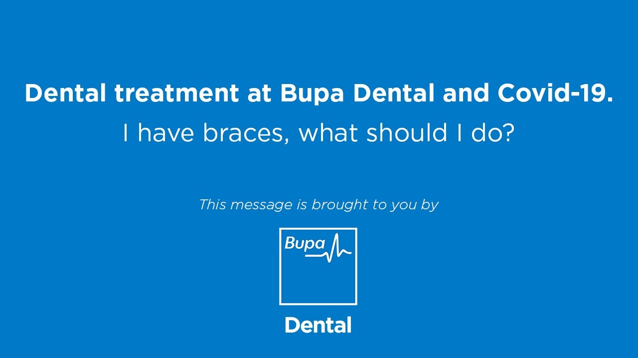 Bupa Dental S Coronavirus Disease Covid 19 Update
