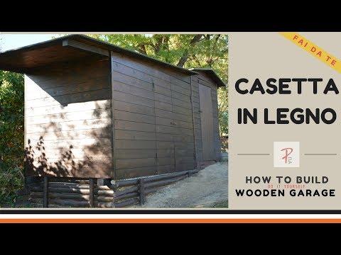 Casetta In Legno Fai Da Te Youtube