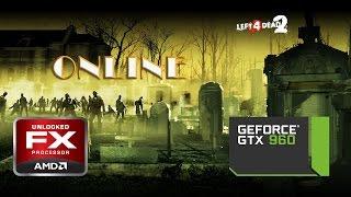 Left 4 Dead 2 | Gameplay PC | Ultra settings | FX 8350 | GTX 960 G1 4GB | 60FPS