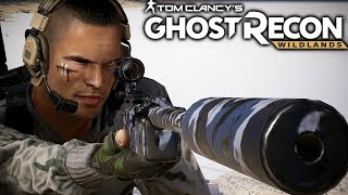 Ghost Recon Wildlands: Stealth Operation Gameplay