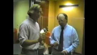Andrew Urich Interviews Pat Jones in 1990 Fashion Show