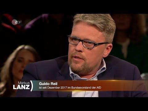 Guido Reil AfD vs. Kevin Kühnert SPD - Markus Lanz ZDF 09.04.2019 - Bananenrepublik