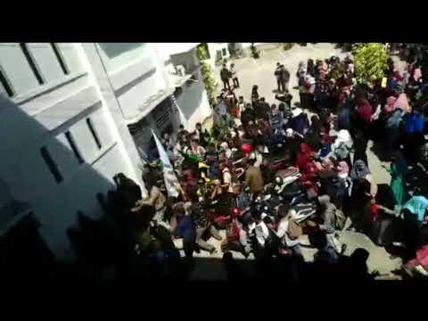 demo-mahasiswa-iain-palopo-ricuh