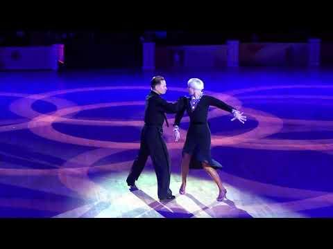 Andrey Paramonov & Natalie Paramonova, USA / World Championship Show Latin Autumn Moscow 2017