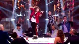 Yanis shows how to learn dancing on YouTube - Semi-Final 1 - France's Got Talent 2014