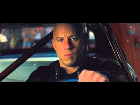 Fast & Furious 6 - Movie Clip   London Race