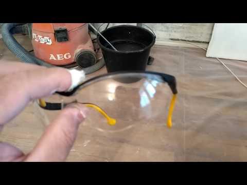 Защитные очки с охрененым покрытием StrongGlass от РОСОМЗ!!!
