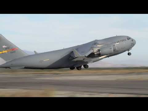 C-17 Short Take Off