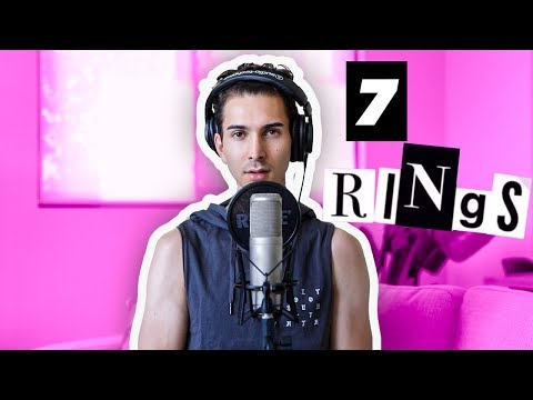 Ariana Grande - 7 Rings (Music Video COVER) Mp3