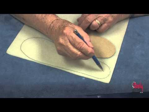Crepe Rubber Sole Sheets #3458