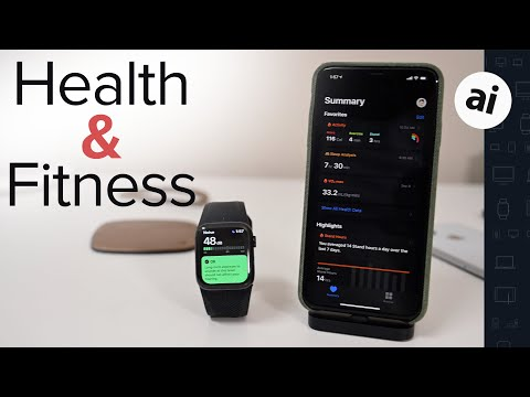 All the Health Fitness Features in iOS 13 watchOS 6