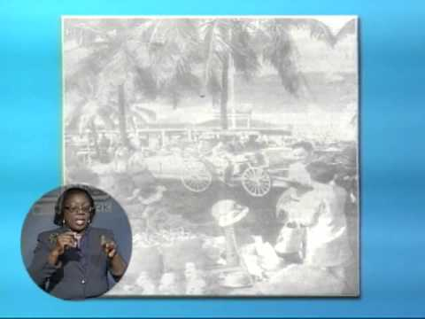 History Of The Nassau Straw Market