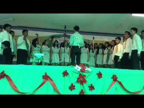 Manila Science High School Carol Fest