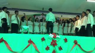 Manila Science High School Carol Fest
