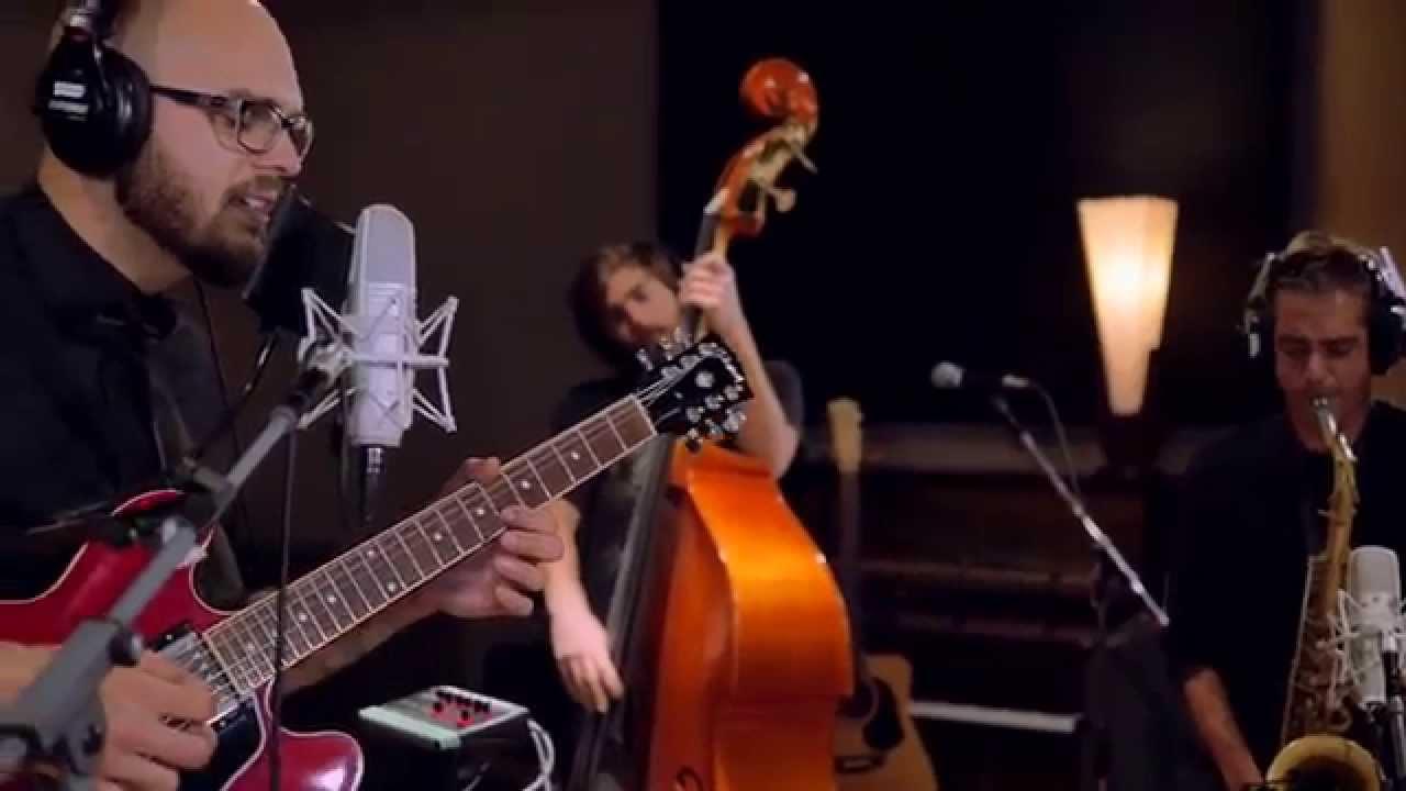 Matt Hoyles - The Racket: The Nimbus Sessions [LIVE]