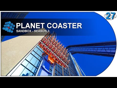 Planet Coaster - S03E27 - Tower Drop Coaster