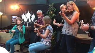 Fairweather Fiddlers @ Brighton Acoustic Club Aug 2019