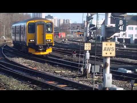 KTV Series 3 Video 2 - Bristol Temple Meads 17/1/15