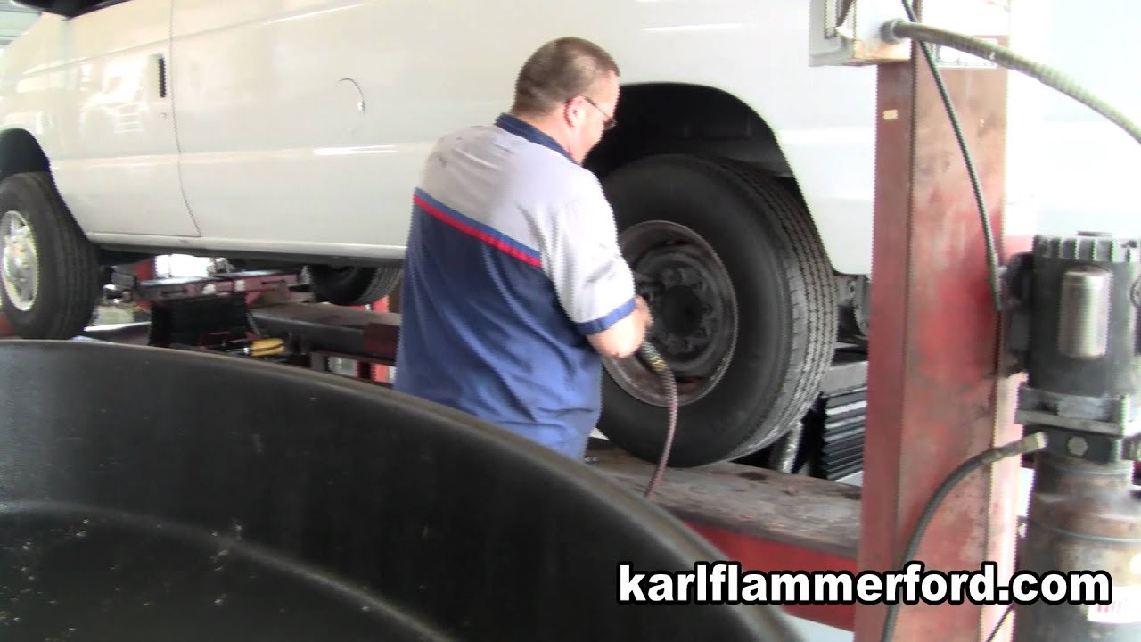 Karl Flammer Ford >> Karl Flammer Ford Summer Service Specials - FL - YouTube