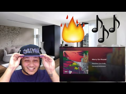Machine Gun Kelly - Merry Go Round REACTION!!