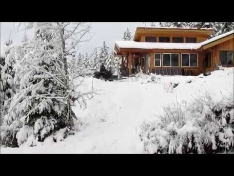 Winter Off Grid: The Big Storm